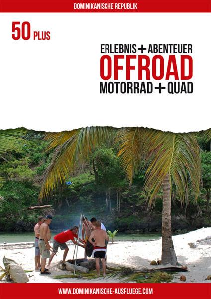 Offroad Reisekatalog Dominikanische Republik