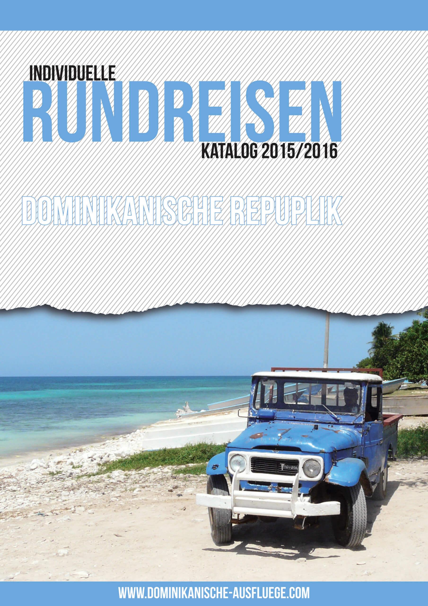 Rundreisen Katalog Dominikanische Republik