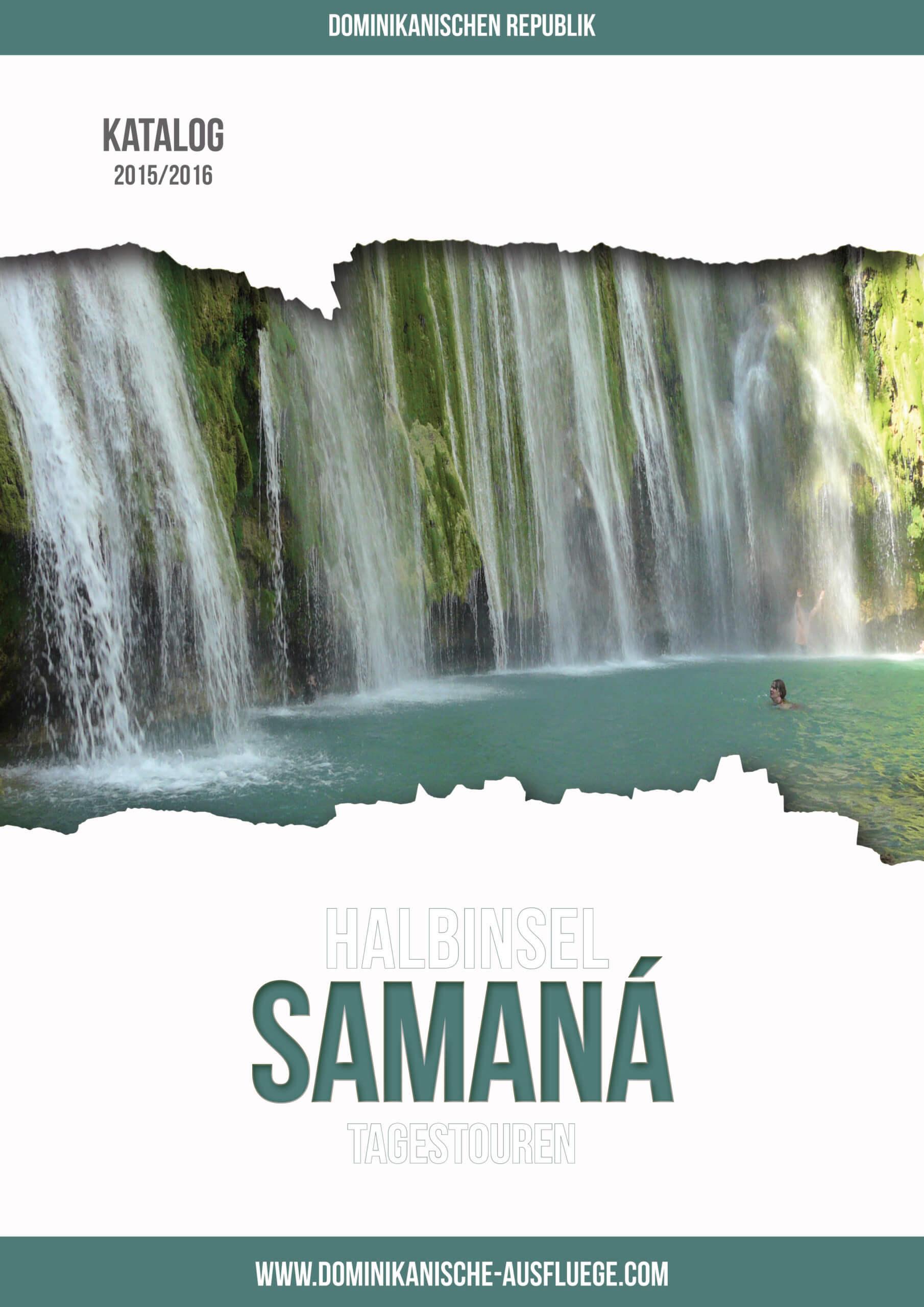 Auslüge Samana Katalog Dominikanische Republik